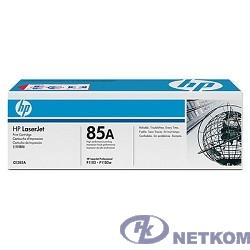 HP CE285AF/CE285AD Картридж (CE285A) ,Black{LJ 1102/1102W, Black, (2 x 1600стр.), 2-pack}