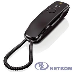 Gigaset DA210 (IM) Black. Телефон проводной (черный)