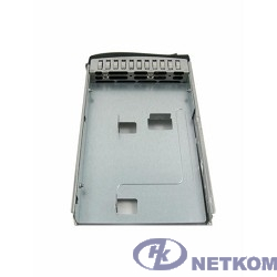 """Supermicro MCP-220-00043-0N 2.5"""" HDD TRAY IN 4TH GENERATION 3.5"""" HOT SWAP TRAY"""