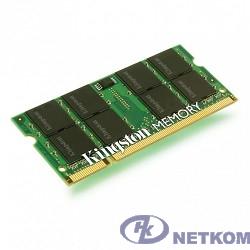 Kingston DDR3 SODIMM 4GB KVR16S11/4 PC3-12800, 1600MHz
