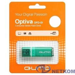 USB 2.0 QUMO 16GB Optiva 01 Green [QM16GUD-OP1-green]